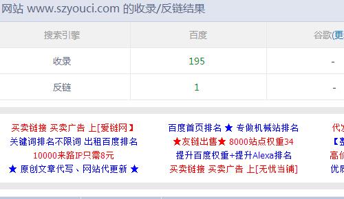 深圳优磁网站SEO排名优化案例